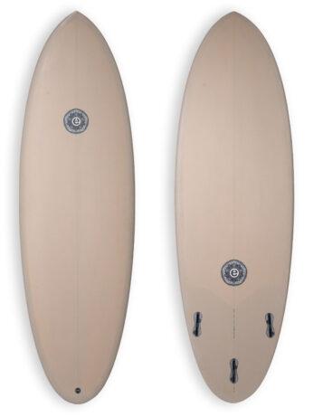 Elemnt Scrambled Egg Surfboard